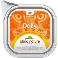 almo cat daily menu pollo 100 gr